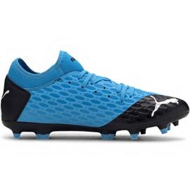 Puma Future 5.4 Fg Ag M 105785 01 Fußballschuhe blau