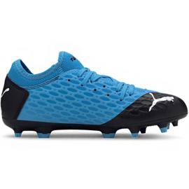 Puma Future 5.4 Fg Ag Jr 105810 01 Fußballschuhe blau