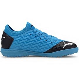Puma Future 5.4 Tt Jr 105813 01 Fußballschuhe blau blau