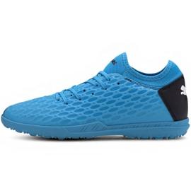 Puma Future 5.4 Tt M 105803 01 Fußballschuhe blau blau