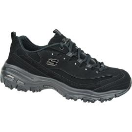 Skechers D'Lites W 11949-BBK Schuhe schwarz