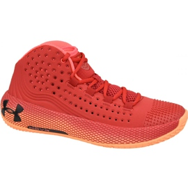Under Armour Hovr Havoc 2 M 3022050-600 Schuhe rot rot