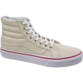 Vans Sk8-Hi Slim W VA32R2MXN Schuhe braun