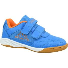 Kappa Kickoff K Jr 260509K-6044 Schuhe blau
