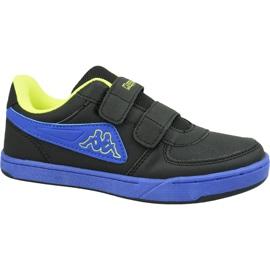 Kappa Trooper Ice Jr 260745K-1160 Schuhe schwarz