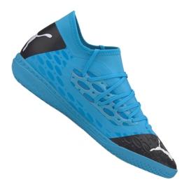Puma Future 5.3 Netfit It M 105799-01 Hallenschuhe blau blau