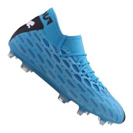 Puma Future 5.2 Netfit Fg / Ag M 105784-01 Fußballschuhe blau blau