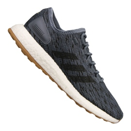 Adidas PureBoost M CM8298 Schuhe grau