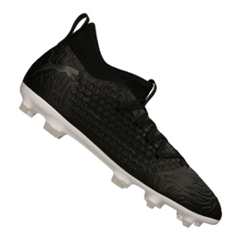 Puma Future 19.3 Netfit Fg / Ag M 105539-02 Fußballschuhe schwarz schwarz