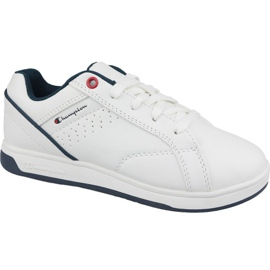 Champion Ace Court Tennis As Jr 168015-D10 Schuhe weiß
