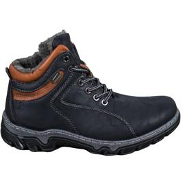 Isolierte MCKEYLOR-Schuhe marine