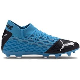Puma Future 5.2 Netfit Fg Evo M 105984 01 Fußballschuhe blau blau