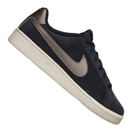 Nike Court Royale Suede M 819802-403 Schuhe marine