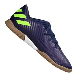 Adidas Nemeziz Messi 19.3 In Jr EF1815 Schuhe marineblau lila
