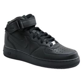 Nike Air Force 1 Mid 07 M 315123-001 Schuhe schwarz
