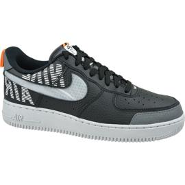 Nike Air Force 1 '07 LV8 2 M BQ4421-002 Schuhe schwarz