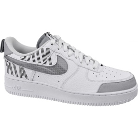 Nike Air Force 1 '07 LV8 2 BQ4421-100 Schuhe weiß