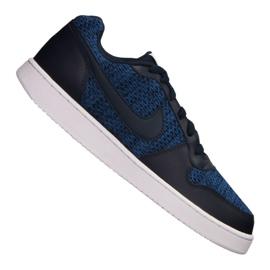 Nike Ebernon Low Prem M AQ1774-440 Schuhe