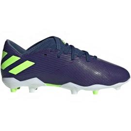 Adidas Nemeziz Messi 19.3 Fg Jr EF1814 Fußballschuhe lila