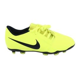 Nike Phantom Venom Club Fg Jr AO0396-717 Fußballschuhe gelb