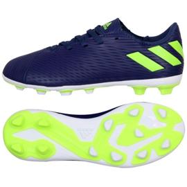 Adidas Nemeziz Messi 19.4 Fg Jr EF1816 Schuhe lila violett