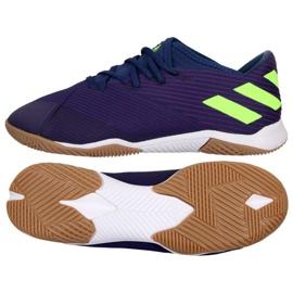 Adidas Nemeziz Messi 19.3 In M EF1812 Schuhe marineblau marine