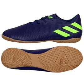 Adidas Nemeziz Messi 19.3 In M EF1810 Schuhe marineblau marine