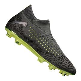 Puma Future 19.1 Fg / Ag M 105561-01 Schuhe grün grün