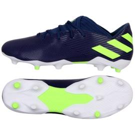 Adidas Nemeziz Messi 19.3 Fg M EF1806 Schuhe violett marine