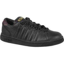 K-Swiss Lozan Iii Tt Jr 95294-016 Schuhe schwarz