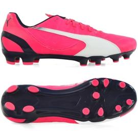 Puma Evo Speed 3.3 Fg M 103014 03 Fußballschuhe pink pink