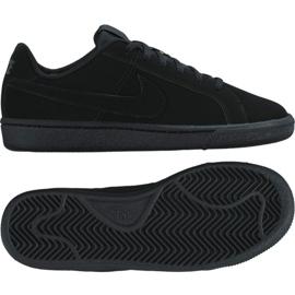 Nike Court Royale Gs Jr 833535-001 Schuhe schwarz