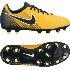Nike Magista Onda Ii Fg Jr 917779-801 Fußballschuhe gold gold