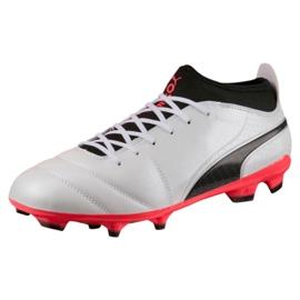 Puma One 17.3 Fg M 104074 01 Fußballschuhe schwarz weiß