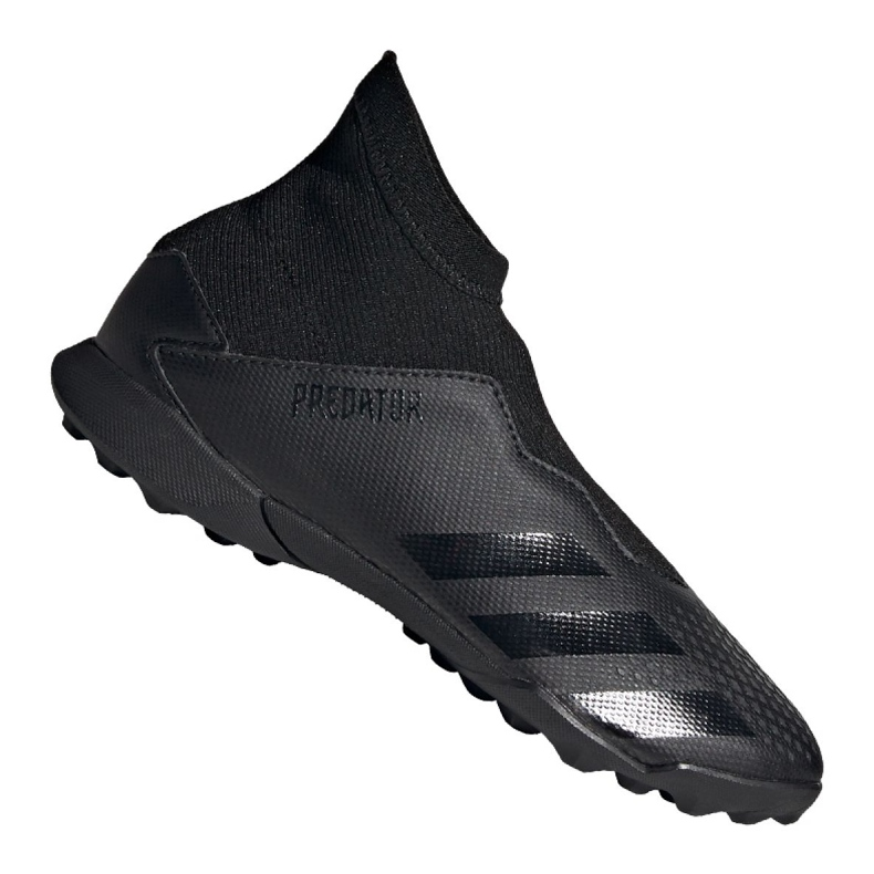 Adidas Predator 20.3 Ll Tf Jr FV3118 Schuhe schwarz schwarz