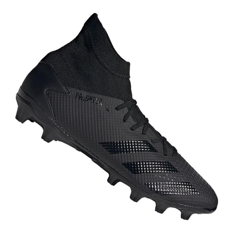 Adidas Predator 20,3 Mg M FV3156 Schuhe schwarz schwarz
