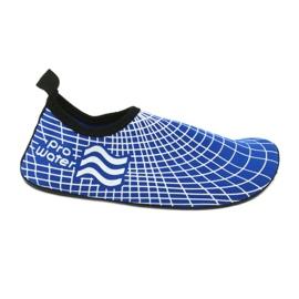 ProWater Wasserneopronstiefel blau