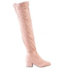 Fashion Pulver Musketiere pink