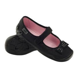 Befado Kinderschuhe Hausschuhe Ballerinas 114y240 3