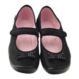 Befado Kinderschuhe Hausschuhe Ballerinas 114y240 4