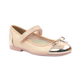American Club Velcro Ballerinas Schuhe American 14297 1