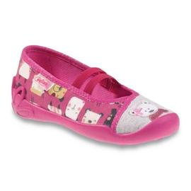 Befado Kinderschuhe 116X226 pink 1