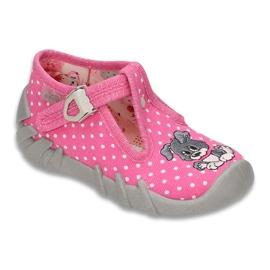 Befado Kinderschuhe 110P293 pink 1