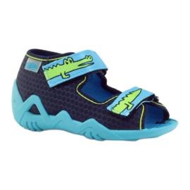 Befado Kinderschuhe Hausschuhe Sandalen 250p068 1