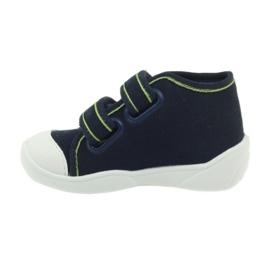 Hausschuhe Sneaker Befado 212p054 Marineblau 2
