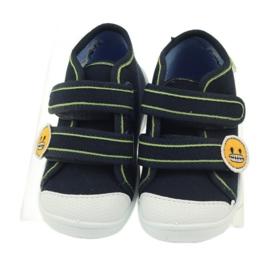 Hausschuhe Sneaker Befado 212p054 Marineblau 3