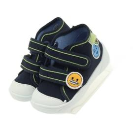Hausschuhe Sneaker Befado 212p054 Marineblau 4