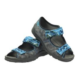 Sandalen Hausschuhe Klettverschluss Befado 969x117 4