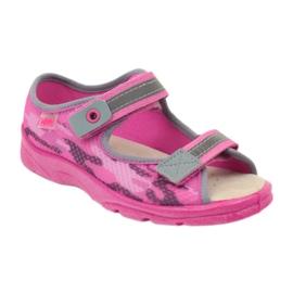 Sandalen Hausschuhe Klettverschluss Befado 969y112 1