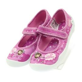 Befado Kinderschuhe Ballerina Hausschuhe 114x306 5